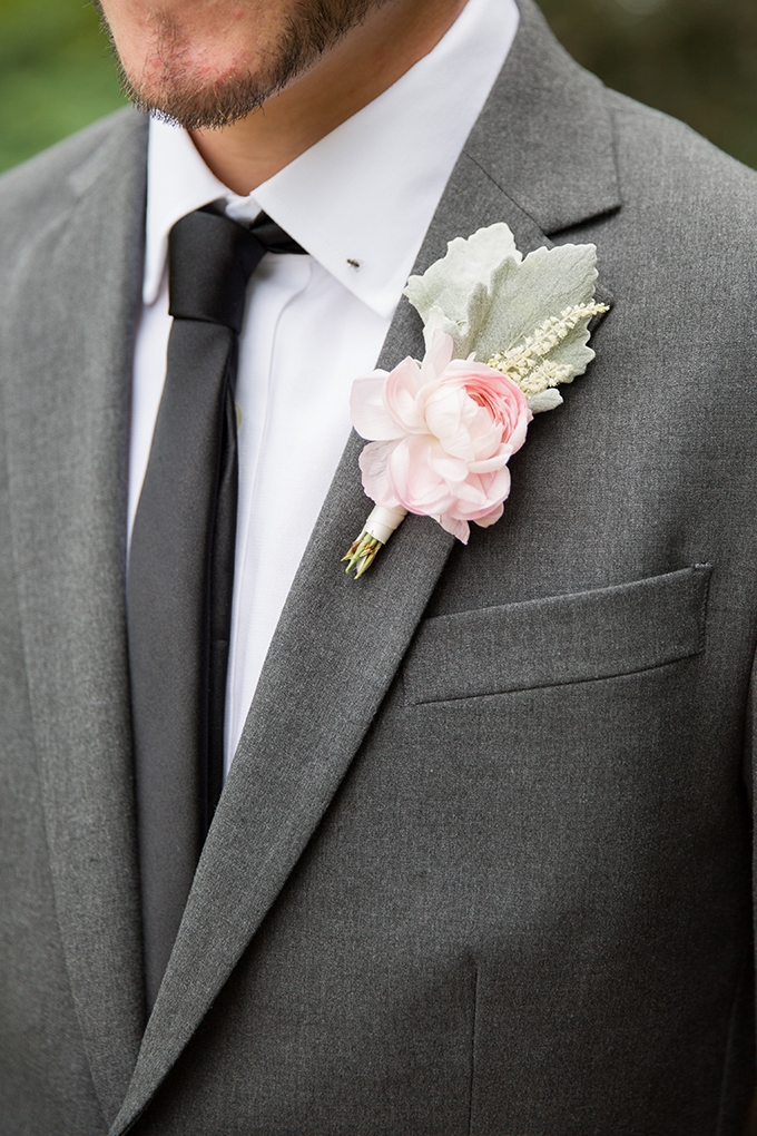 pink and gray bout | Samantha Laffoon Photography | Glamour & Grace