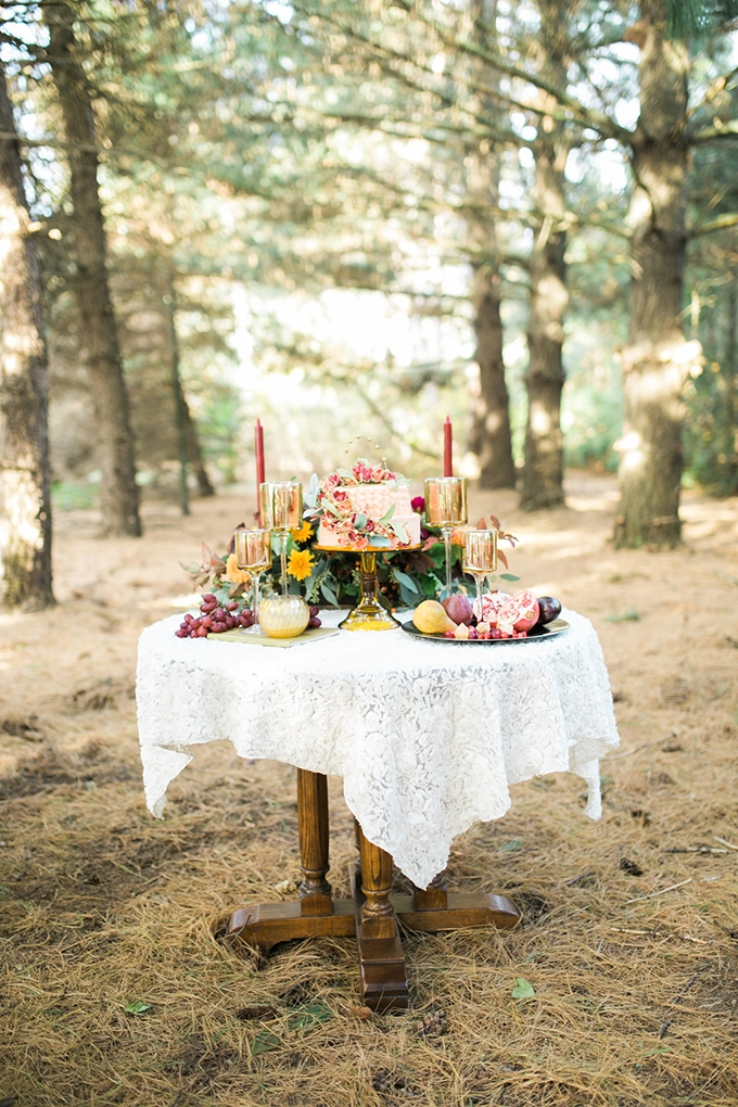 Glam Cranberry And Gold Wedding Mandy Ford Photography Glamour Grace