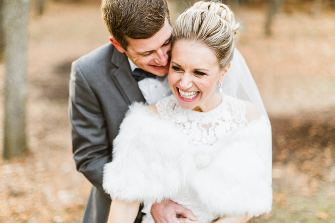 chic winter lodge wedding | Molly Jo Collection | Glamour & Grace
