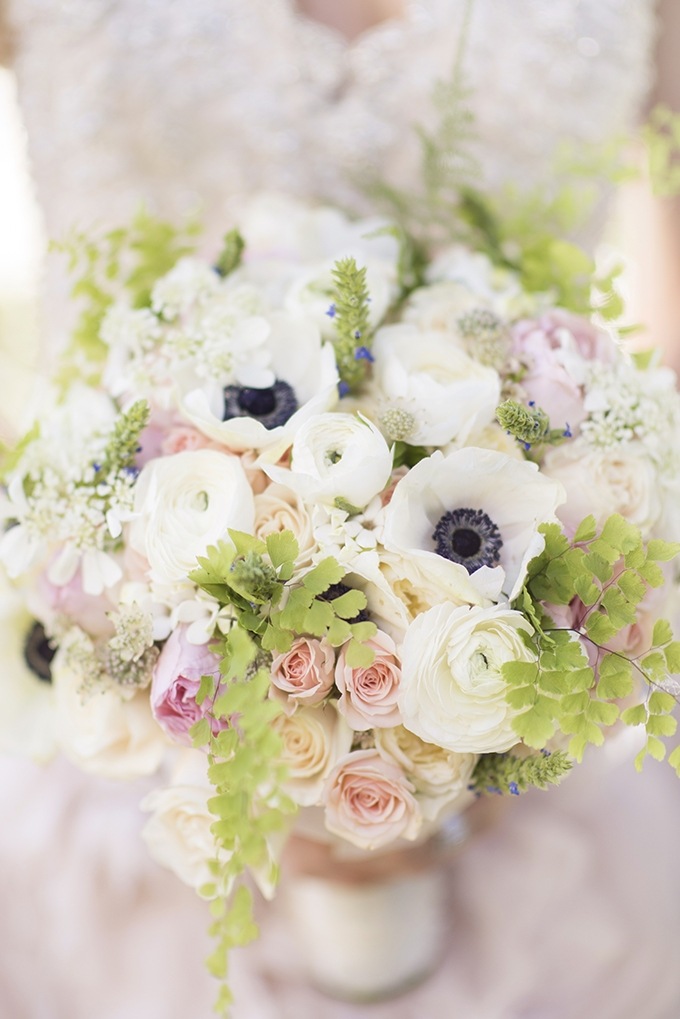 romantic bouquet | KLK PHOTOGRAPHY | Glamour & Grace