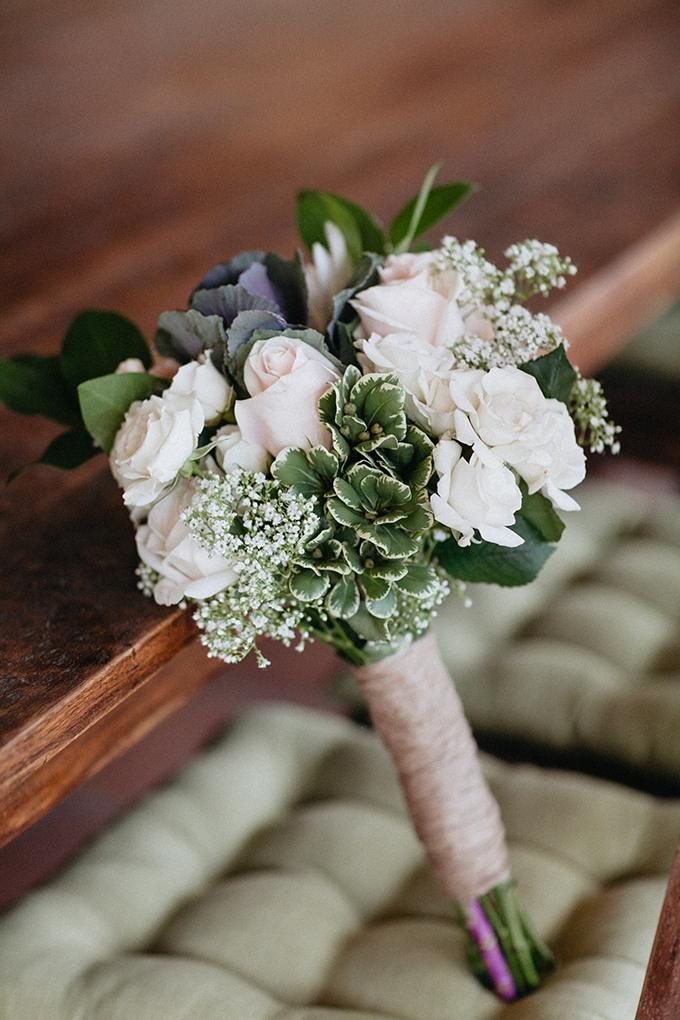 neutral bouquet | Jay & Jess Photography | Glamour & Grace