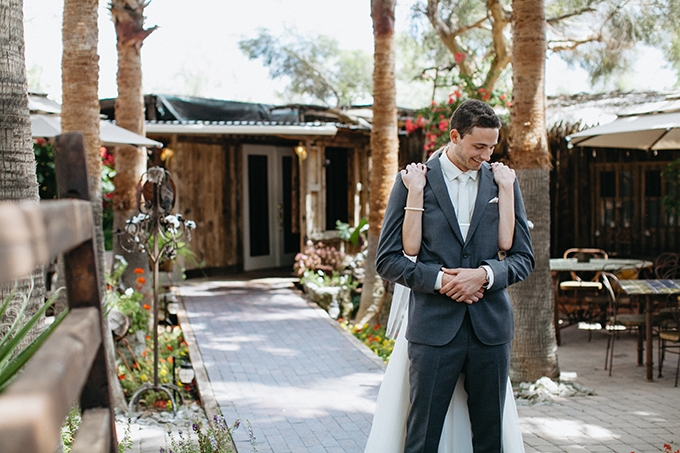first look | Jay & Jess Photography | Glamour & Grace