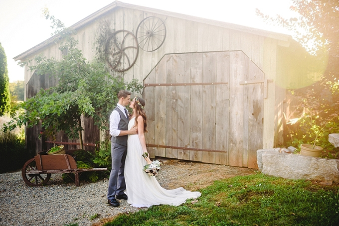 romantic boho portraits | Brittney Nestle Photo | Glamour & Grace