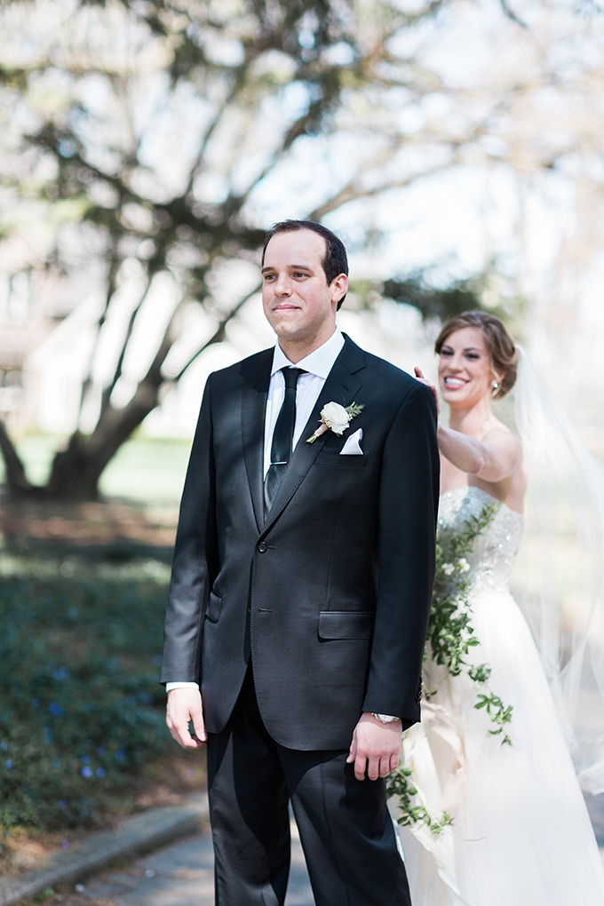 first look | Cory & Jackie Wedding Photographers | Glamour & Grace