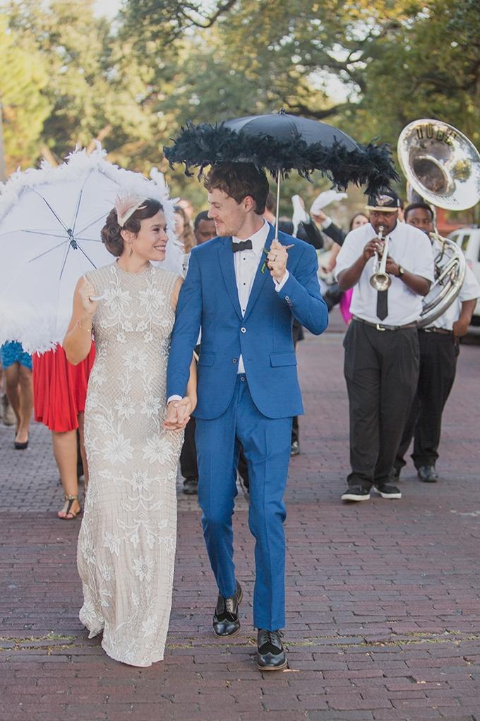 New Orleans Wedding Band 87 Simple vintage New Orleans wedding