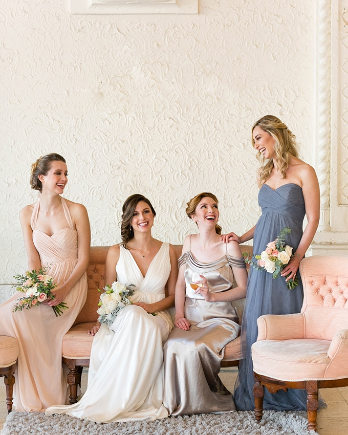 Mix And Match Bridesmaid Dresses With Brideside