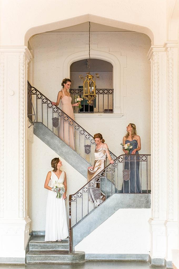 Brideside bridesmaid dresses | Emilia Jane Photography | Glamour & Grace