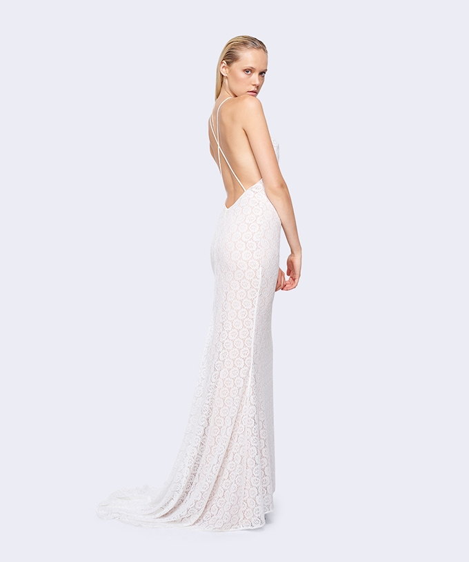 Chic And Affordable Wedding Dresses From Fame & Partners