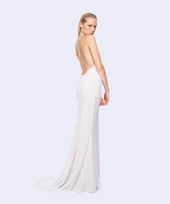 Consignment Wedding Dress 74 Perfect chic wedding dresses under