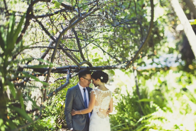 romantic garden wedding | Sarah Kathleen | Glamour & Grace