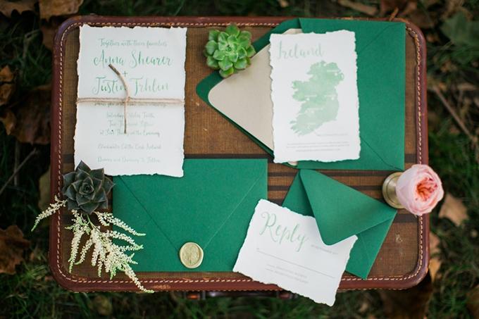 Ireland wedding inspiration   Jessica Ashley Photography   Glamour & Grace