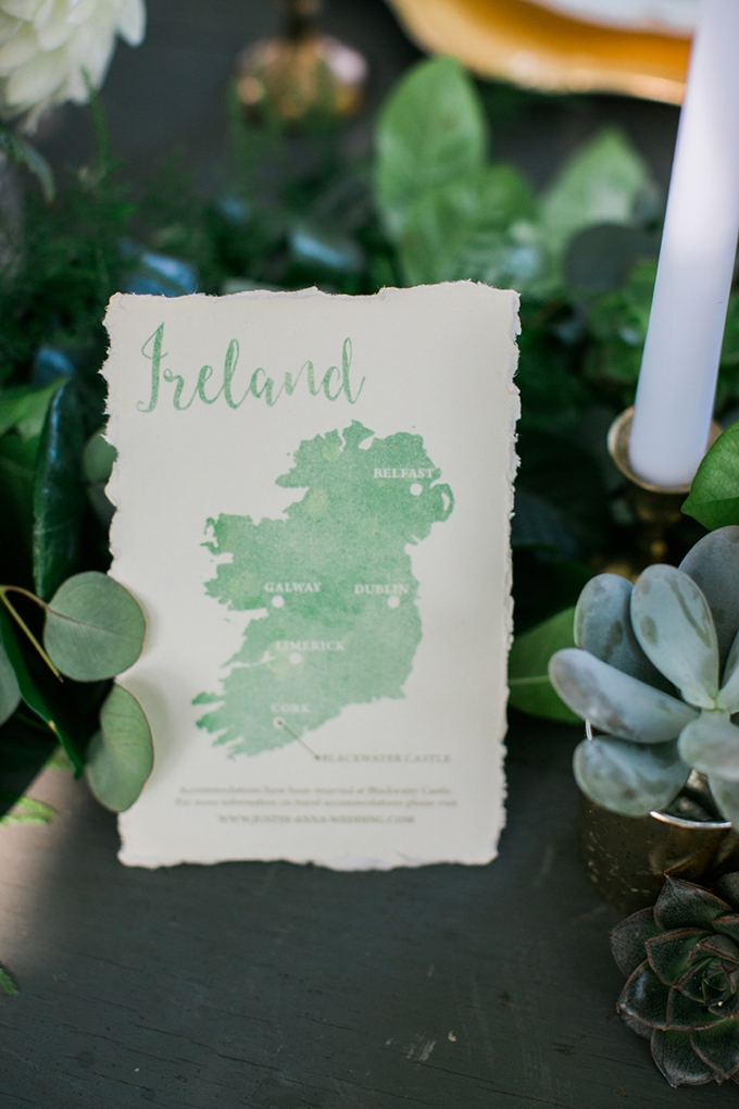 Ireland wedding inspiration | Jessica Ashley Photography | Glamour & Grace