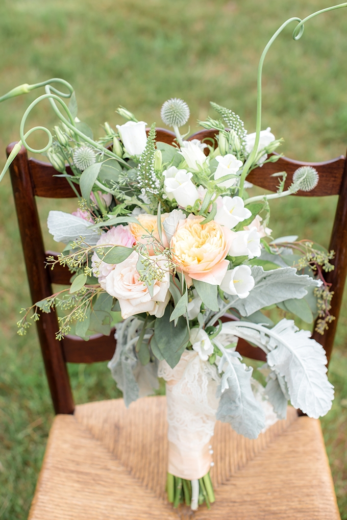 elegant farm wedding inspiration | Laura Neff | Glamour & Grace
