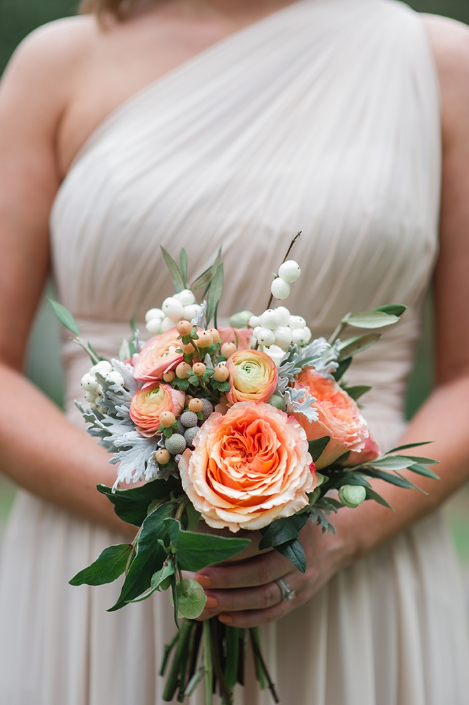 fall garden wedding | Alisha Crossley Photography | Glamour & Grace