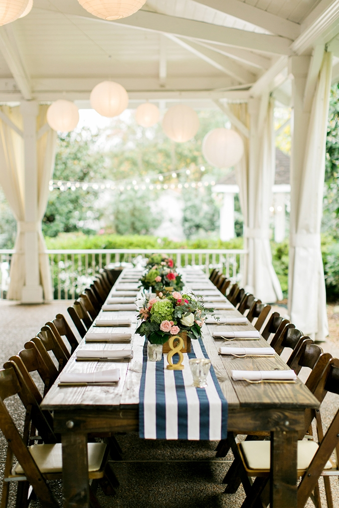 garden brunch wedding | Amy Nicole Photography | Glamour & Grace