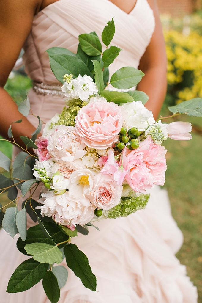 lush pink bouquet kimberly florence photography glamour grace romantic blush garden