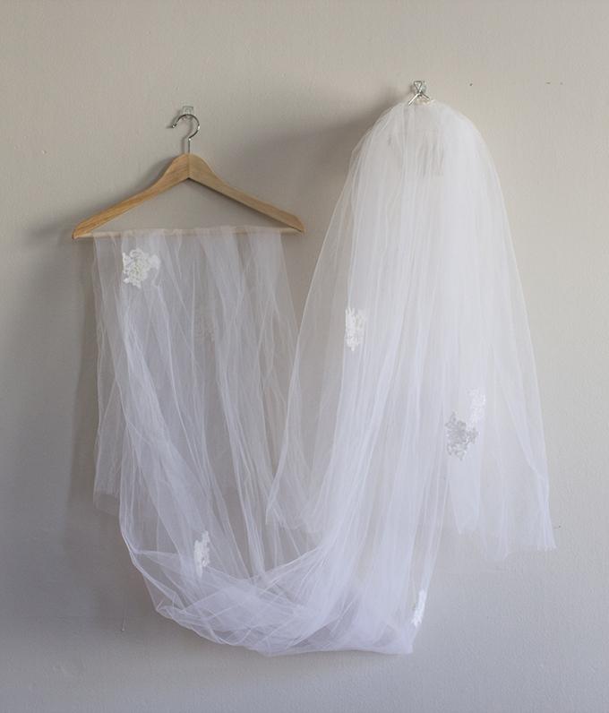 vintage veils | Glamour & Grace