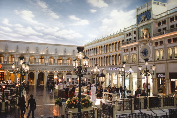 The Venetian in Las Vegas | Aisle Society