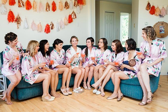 casual Maine seaside wedding   Sarah Morrill Photography   Glamour & Grace