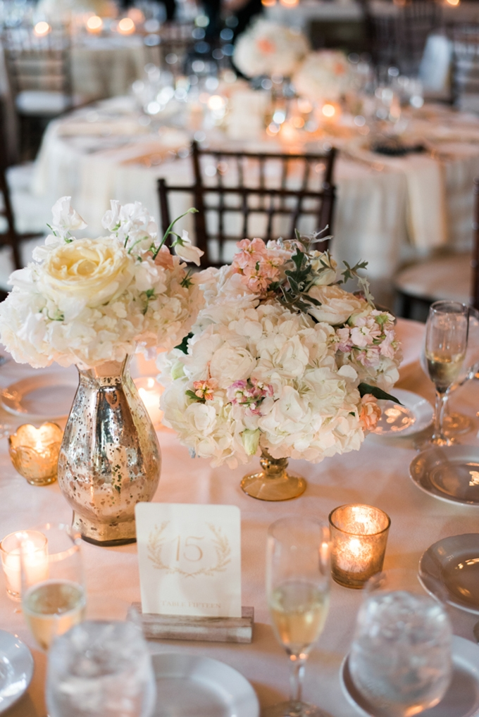 classic blush wedding | Henry Photography | Glamour & Grace