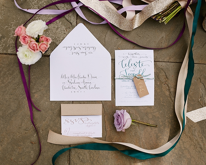boho geometric wedding inspiration | Resurgens Co. | Glamour & Grace