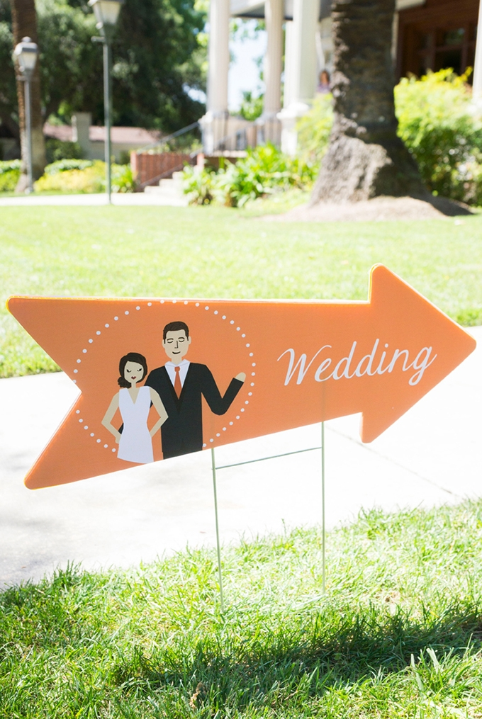 cute wedding signage   Peterson Design & Photography   Glamour & Grace