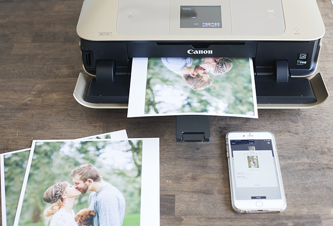 printing with Canon