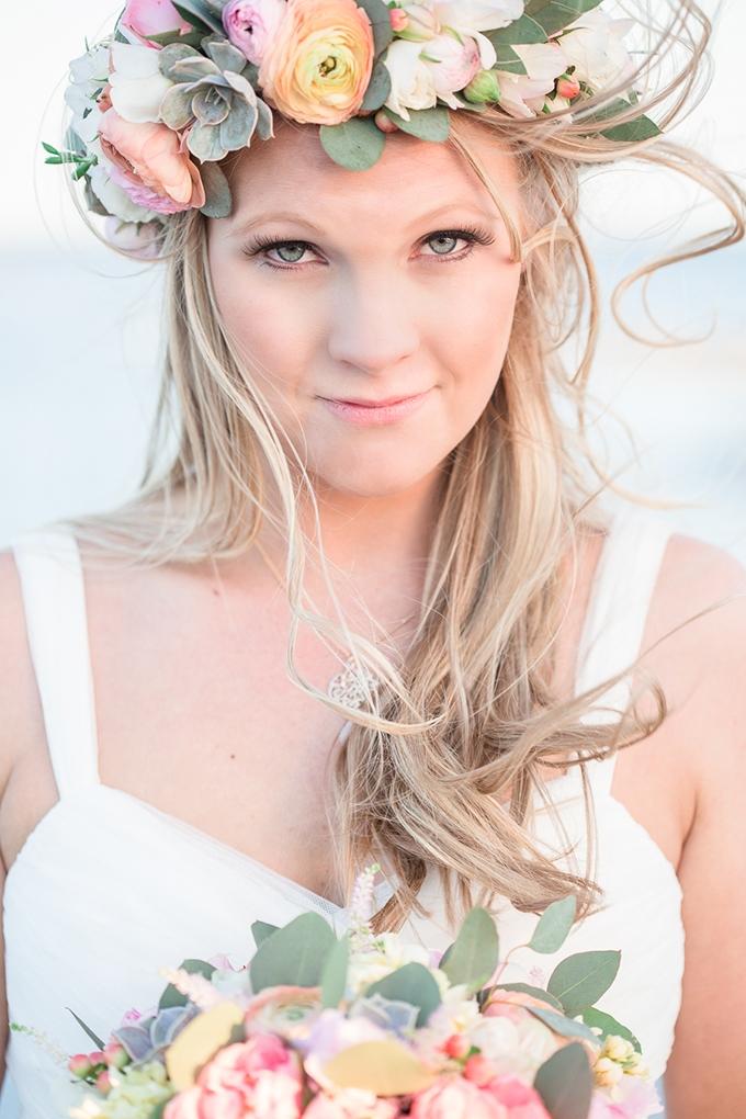 Sunset Beach Wedding Inspiration Us69