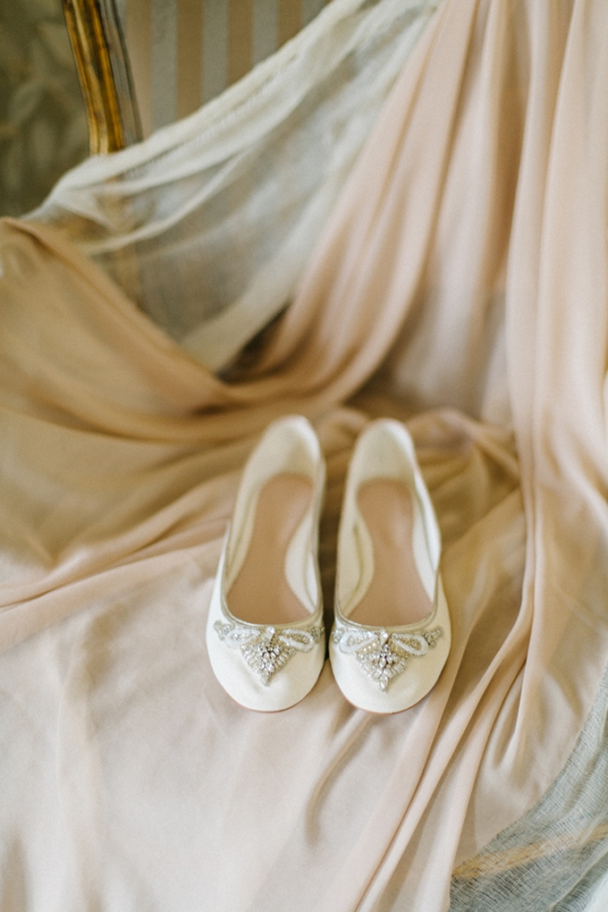 wedding flats | Emily Sacco Photography | Glamour & Grace