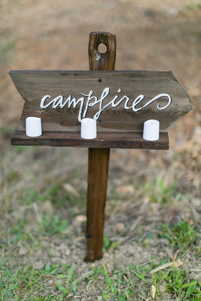 handmade camping wedding | Anna Marks Photography | Glamour & Grace