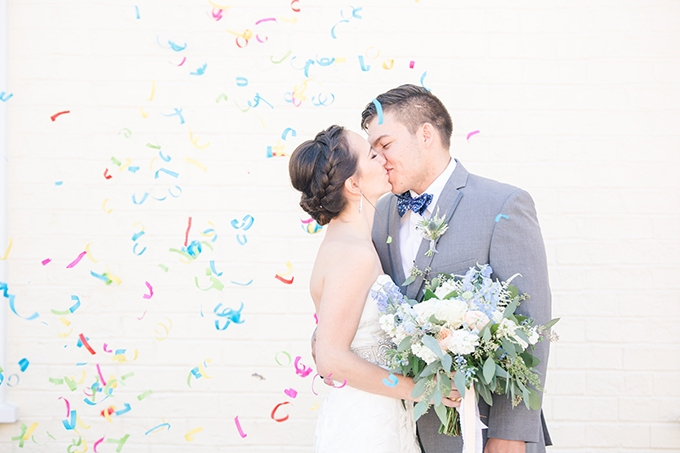 pastel museum wedding | Audrey Rose Photography | Glamour & Grace