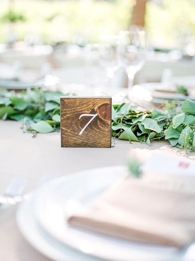 romantic Napa wedding | White Ivory Photography | Glamour & Grace