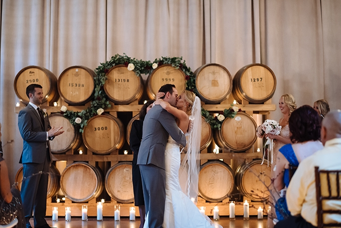 blush and wine wedding | Shane Macomber | Glamour & Grace-16