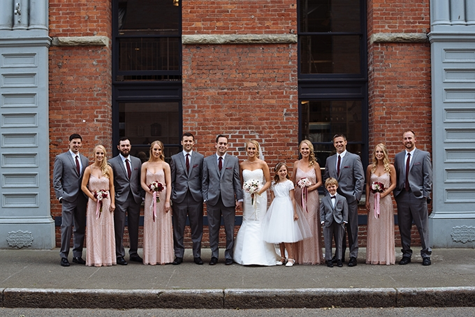 blush and wine wedding | Shane Macomber | Glamour & Grace-17