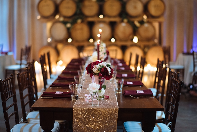blush and wine wedding | Shane Macomber | Glamour & Grace-32