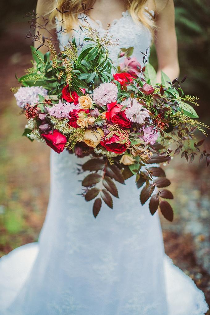 autumn bouquet   Picture Marvelous   Glamour & Grace