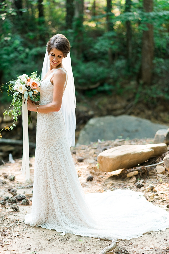 elegant cliffside Southern wedding | Cotton & Clover Photography | Glamour & Grace-07