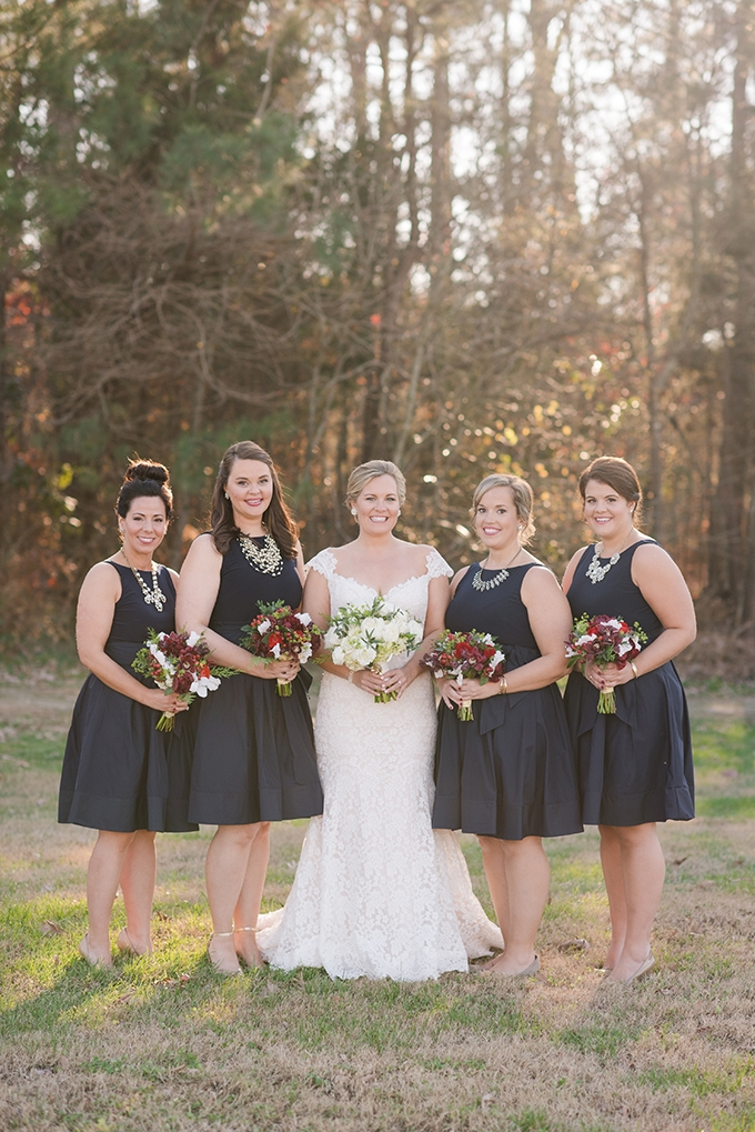 elegant winter wedding | Krystal Kast | Glamour & Grace