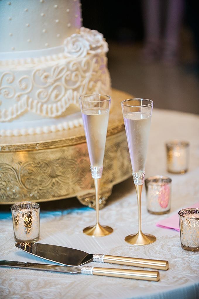vintage glam wedding | Jenni Grace Photography | Glamour & Grace