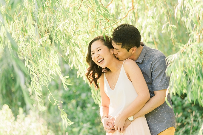 whimsical sunset engagement session | Samantha Ong Photography | Glamour & Grace
