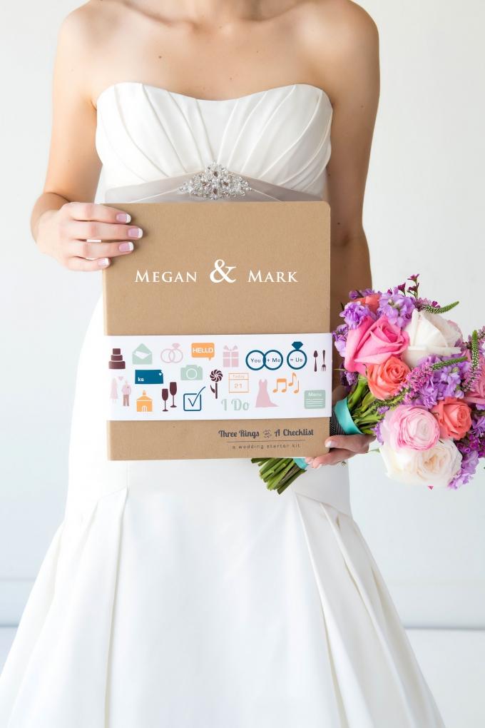Hello Bride wedding planning binder