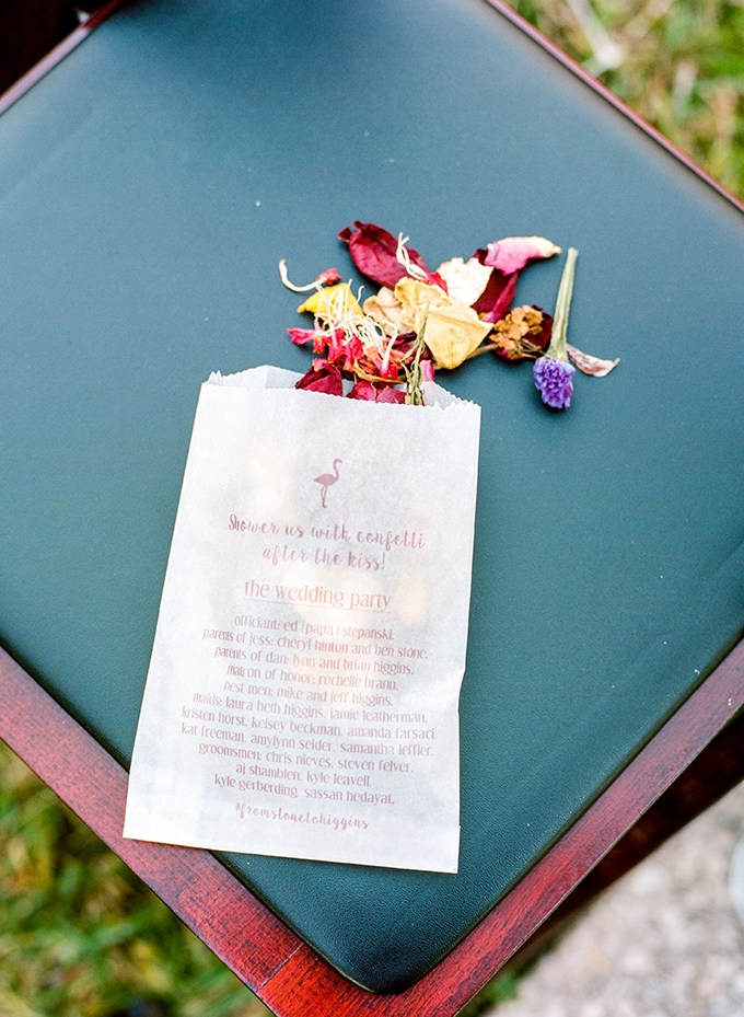 colorful old Florida wedding   Esther Louise Photography   Glamour & Grace