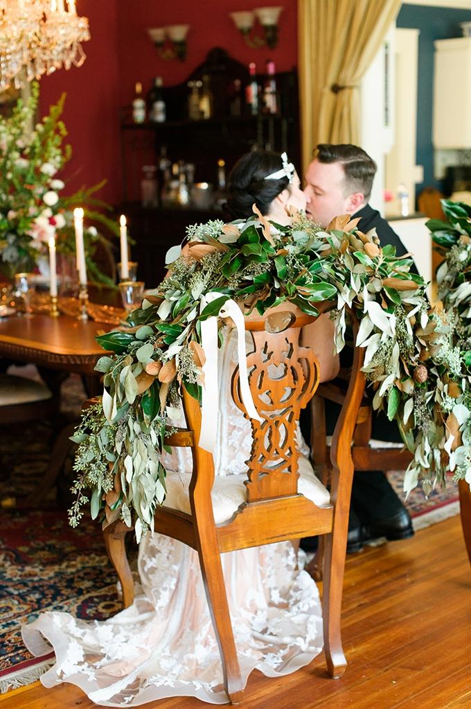 elegant 1920's wedding inspiration | C. Hope Photography | Glamour & Grace