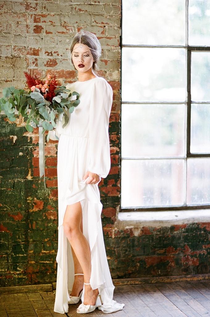 vintage bridal style | White Rabbit Studios | Glamour & Grace