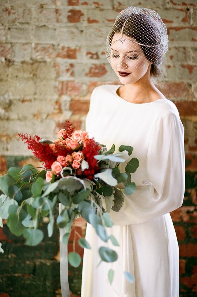 White Bridal Vintage