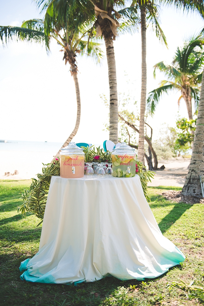 destination wedding at Abaco Beach Resort | Aisle Society Weddings | Glamour & Grace
