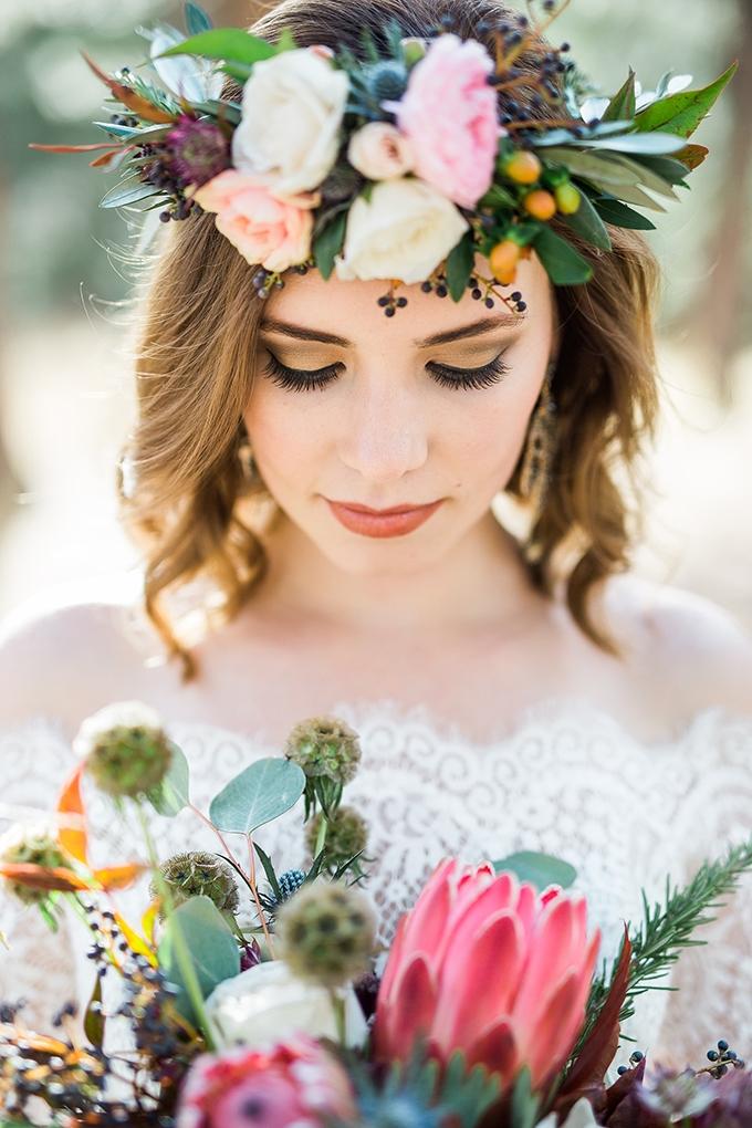 dreamy mountain bridal session   Hazel & Lace Photography   Glamour & Grace-02