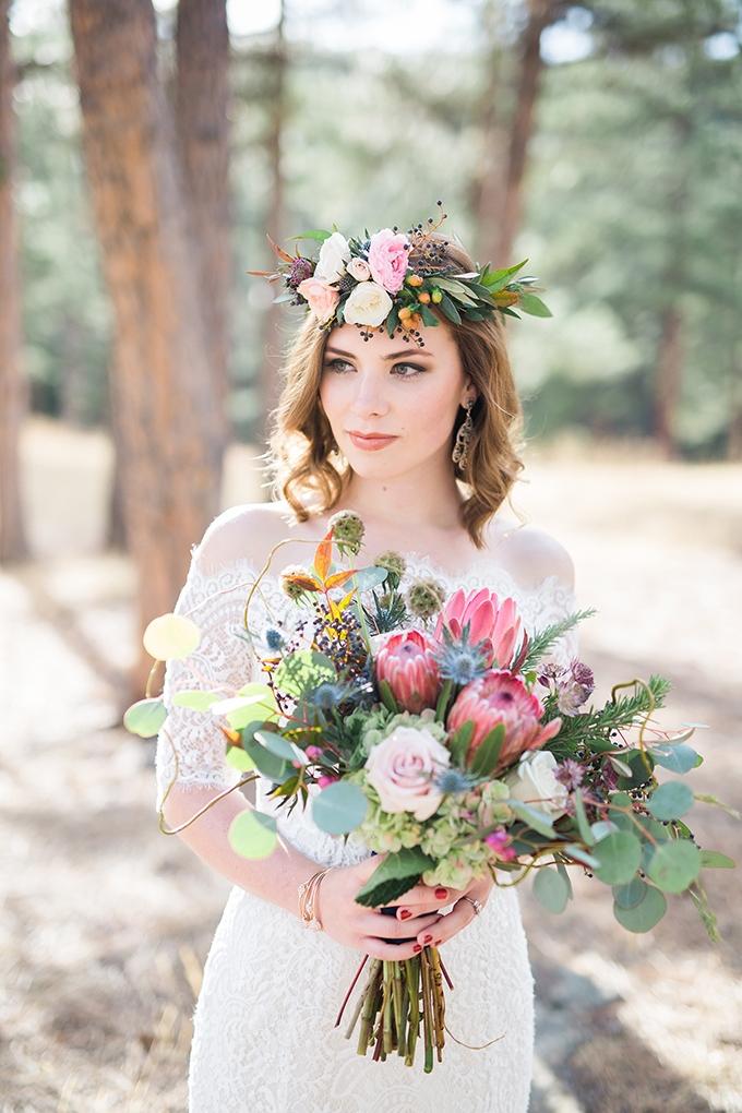 dreamy mountain bridal session   Hazel & Lace Photography   Glamour & Grace-03