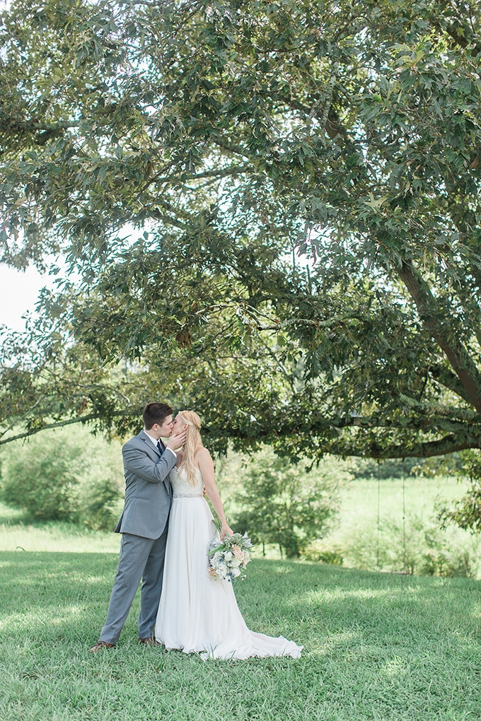 romantic farm wedding | Lindsey LaRue Photography & Makeup Artistry | Glamour & Grace-20