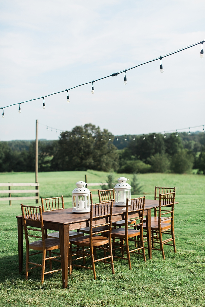romantic farm wedding | Lindsey LaRue Photography & Makeup Artistry | Glamour & Grace-24